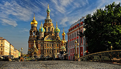 �������������� ������/St. Petersburg stopover tours