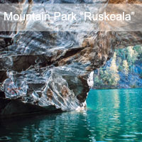 Mountain park Rusreala
